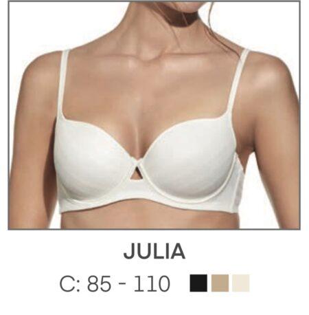 SUJETADOR JULIA-C.