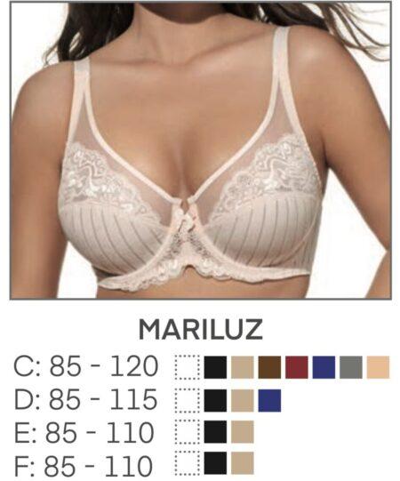 SUJETADOR MARILUZ-C.